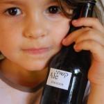 בקבוק לדוגמא