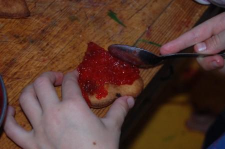 עוגית ריבה