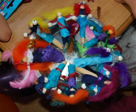 בובות פיות