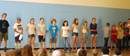 הכיתה השלישית, כיתת ו'-ח'